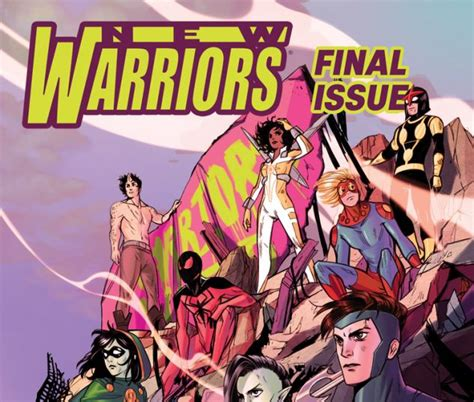New Warriors (2014) #12 | Comics | Marvel.com