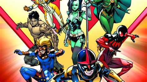 New Warriors: per Freeform la nuova serie tv Marvel ...