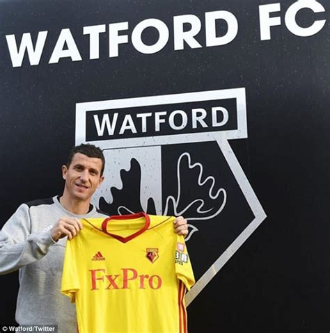 New Watford manager Javi Gracia insists he is 'grateful ...