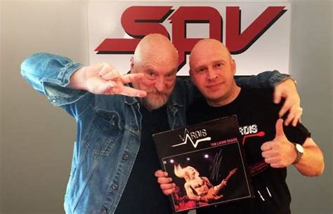 New Wave Of British Heavy Metal Band Vardis Signs With Spv ...