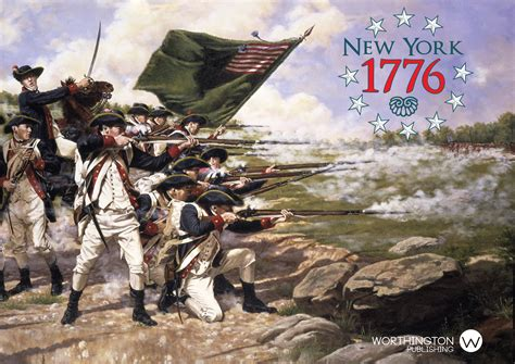 New York 1776 - Worthington Publishing