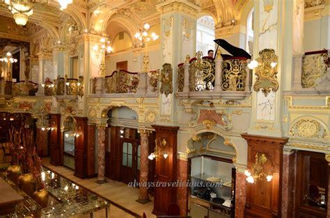New York Cafe @ Budapest Hungary - Always Travelicious