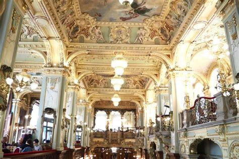 New York Cafe Budapest: World's Most Beautiful Cafe