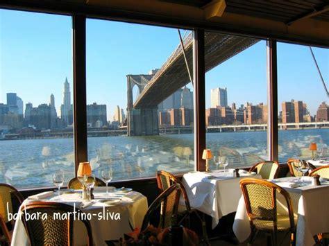 New York City THE RIVER CAFE New York | Brooklyn bridge ...
