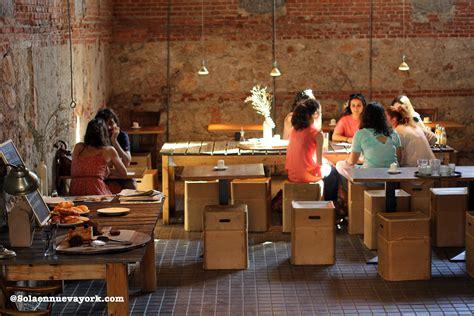 New York en Madrid: Cantina - Matadero Madrid - Sola en ...