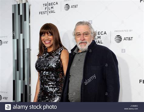 New York, USA. 19th Apr, 2017. Actor Robert De Niro and ...