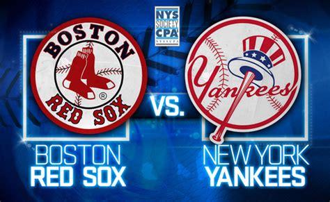 New York Yankees vs Boston Red Sox MLB ESPN Live TV