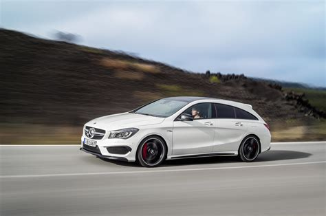 News   2015 Mercedes Benz CLA Shooting Brake Price and Specs