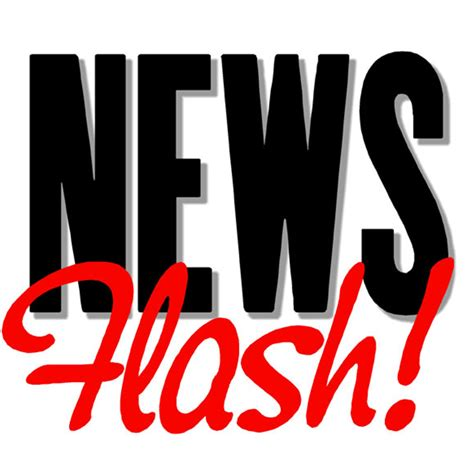 Newsflash clipart   Clipart Collection   Newsflash, is ...