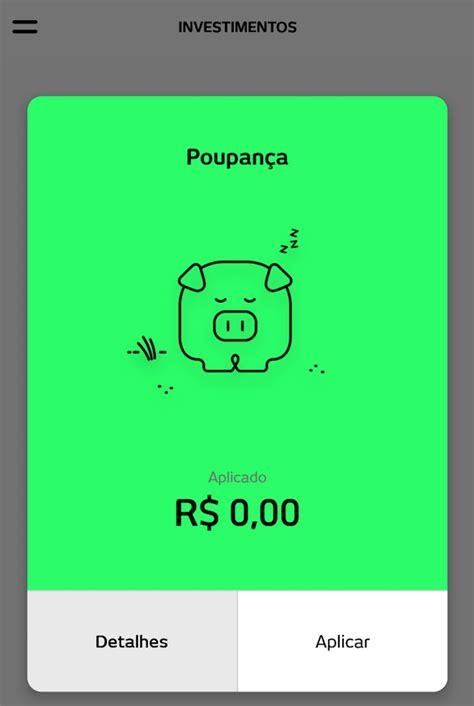 Next é o 1º banco digital com caderneta de poupança ...