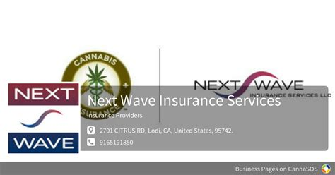 Next Wave Insurance Services Followers / CannaSOS