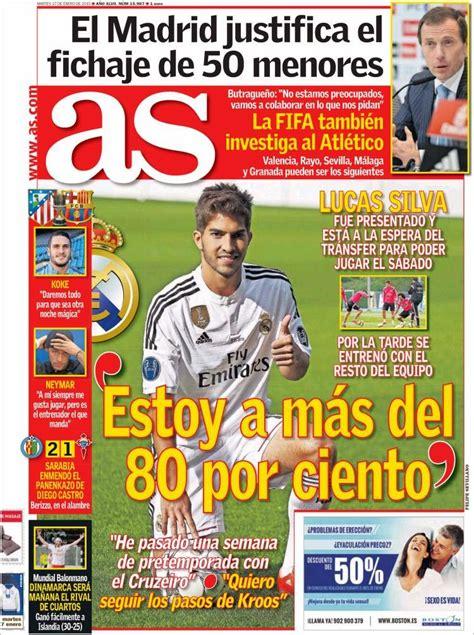 Neymar quiere hacer historia, Silva ya es merengue: las ...