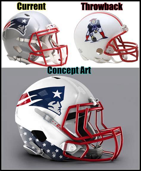 NFL Concept Helmet Designs By Paul Bunyan   Ftw Gallery ...