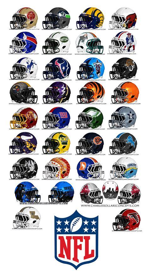 NFL Concept Helmets   Sports & Teams I like.   Pinterest ...