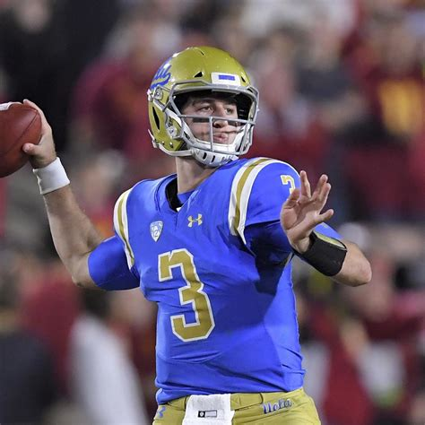 NFL Draft 2018: Updated Mock Draft Ahead of Conference ...