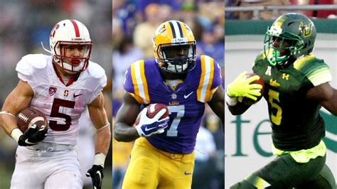 NFL Draft: Top 10 running back prospects in 2017 class ...
