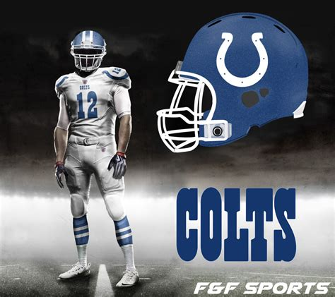 NFL Uniform Concepts Day 13 – Indianapolis Colts – F&F Sports