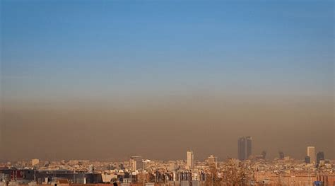 NGO files EU complaint over air pollution in Spain ...