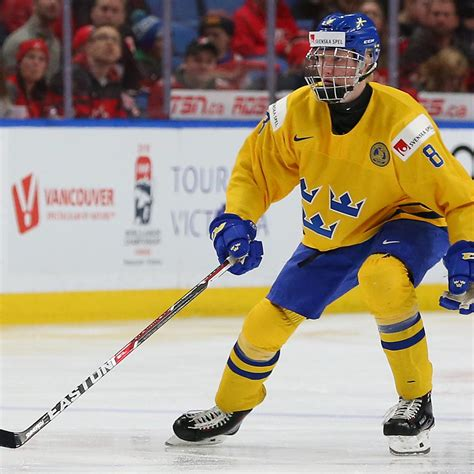 NHL Draft 2018: Updated Order and Mock Draft After Stanley ...