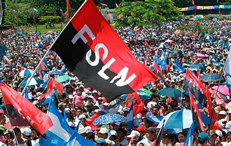 Nicaragua: FSLN, partido hegemónico: No hay oposición ...
