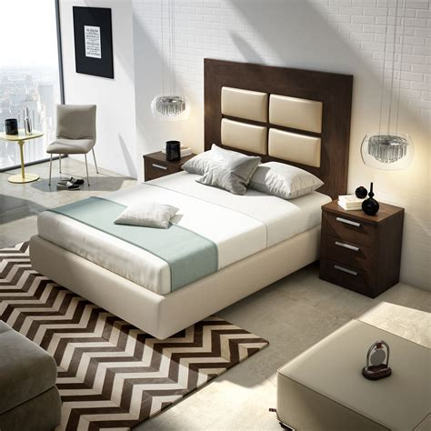 Niemeyer - Dormitorio 3 | Mogarte Mobiliario
