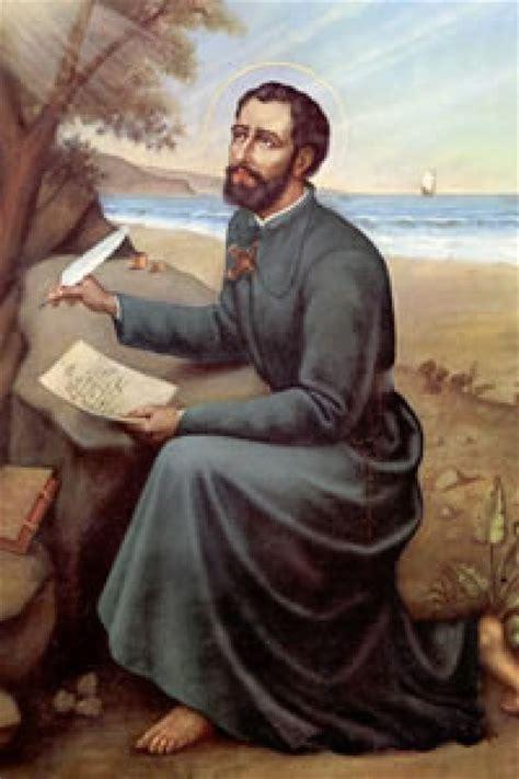 Niestrudzony misjonarz   św. Franciszek Ksawery ...