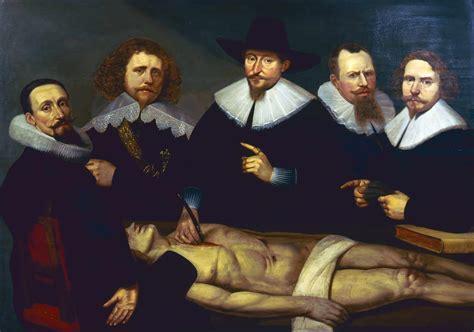 Nieuwe aanwinst: een anatomische les – Westfries Museum