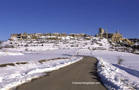 Nieve en Calatañazor  Soria  | Siempre de paso