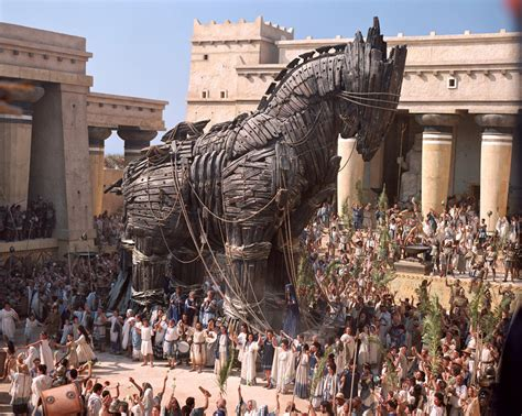 nik s blog: Trojan Horse