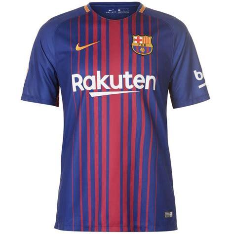 Nike | Nike Barcelona Home Shirt 2017 2018 | Domestic ...