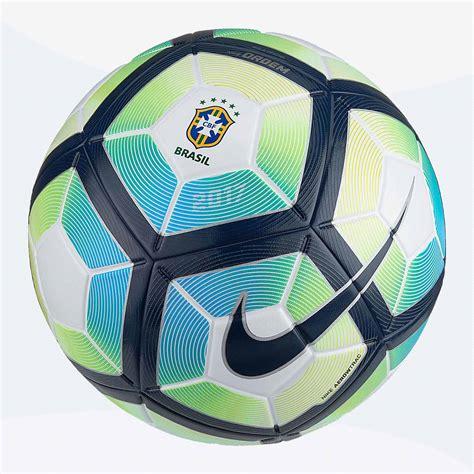 Nike Ordem Brasileirão 2017 Ball Revealed   Footy Headlines