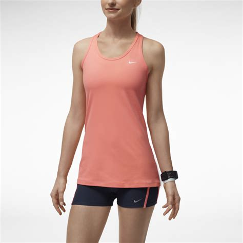 Nike Store. Nike Solid Long Stretch Distance Women s ...