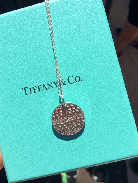 nike tiffany necklaces