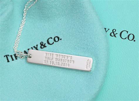 Nike Women Half Marathon Tiffany Necklace   Cladem
