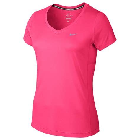 Nike Women s Miler V Neck Running T Shirt | Intersport UK