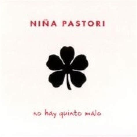 Niña Pastori - EN LA CUNA Letra canción Música 2004