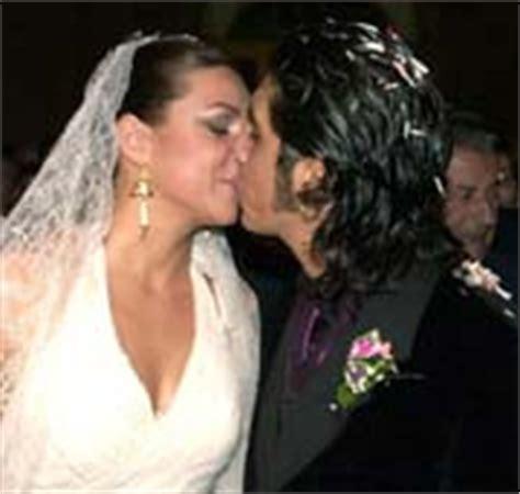 Niña Pastori y Chaboli contrajeron matrimonio en Cádiz