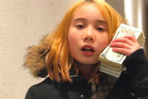 Nine year old Insta star Lil Tay's 'flexing' got her mom ...