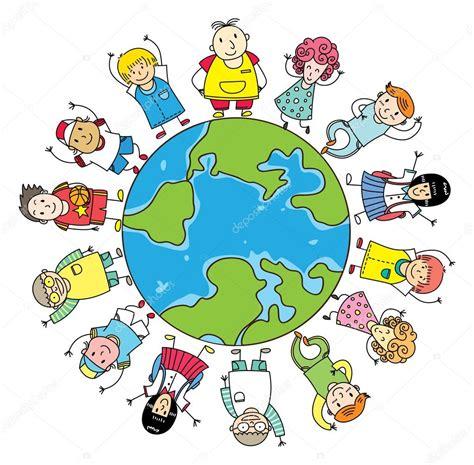 Dibujo Planeta Tierra Para Ninos Cantineoqueteveo