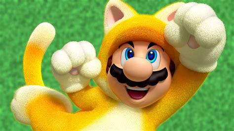 Nintendo Fans Geek Out Over Cat Mario