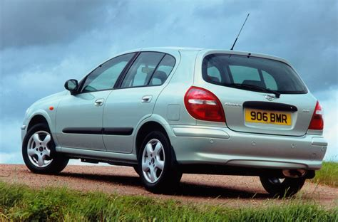Nissan Almera Hatchback Review  2000   2006  | Parkers