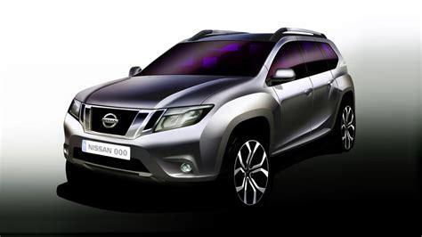 Nissan Terrano 2014, resurrección en forma de SUV ...