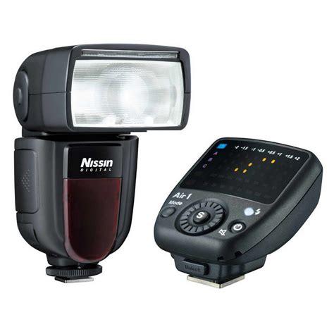 Nissin Di700A + Air 1 para Nikon Reacondicionado
