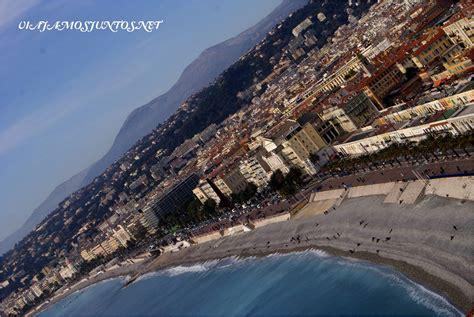 Niza Royal. La capital de la Costa Azul. Francia ...
