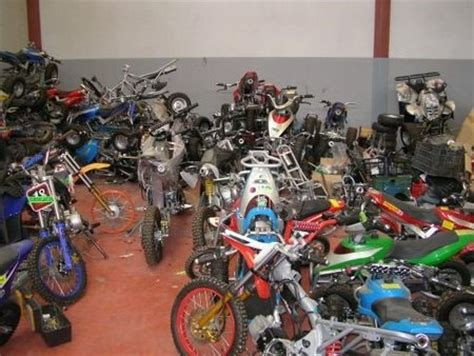 No dejes tu moto abandonada en el taller: ella no lo haría