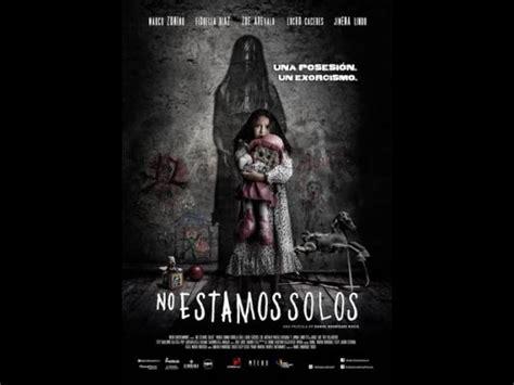 No estamos solos: Mira el afiche y trailer de la película ...