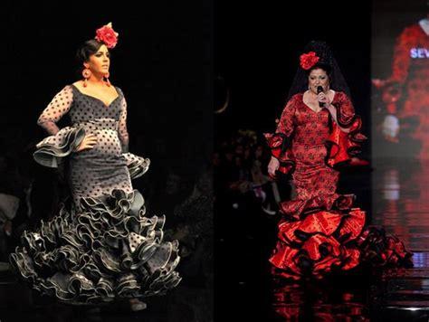 No importa la talla que tengas ¡¡Luce un traje de flamenca ...