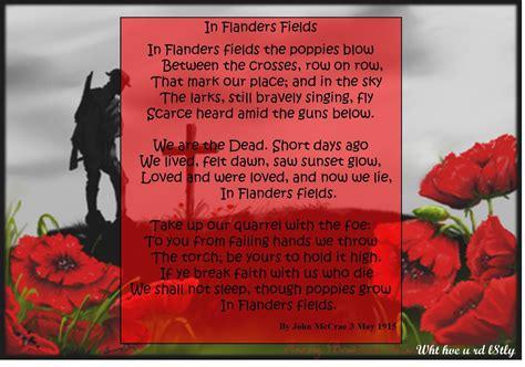 ¡No se les olvide!  El día de los veteranos  | SpanishDict ...