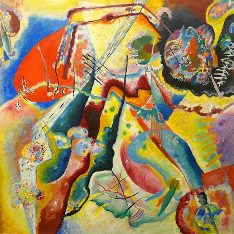 No You Shut Up : zolotoivek: Wassily Kandinsky - Painting ...