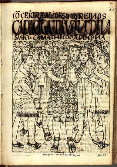 Nobleza incaica - Wikipedia, la enciclopedia libre